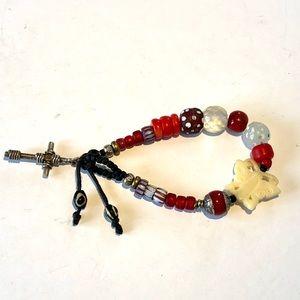 2/$40Beaded bracelet